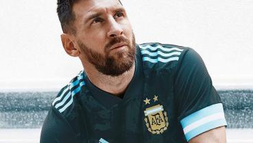 Adidas Drops New Jerseys For Argentina, Germany, Spain, Belgium And More