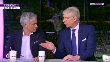 José Mourinho And Arsène Wenger Provide Incredible Tactical Analysis Of UCL Final