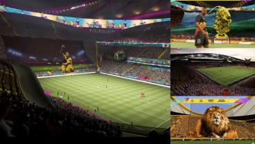 FIFA 21 Lets You Design, Build And Upgrade Your Own Stadium