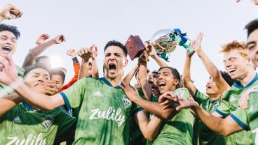 The Seattle Sounders Become First MLS Club To Win Prestigious GA Cup