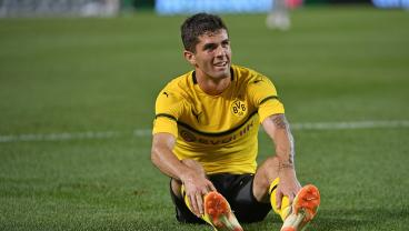 Christian Pulisic Drops A Dynamite Assist In Dortmund's 7-0 Win