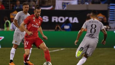 Bale Showed That He Can Be THE Man At Real With Magisterial Performance Against Roma