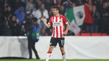 PSV Eases Into Champions League Thanks To Another Chucky Lozano Banger