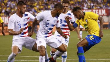 Neymar Gets The Last Laugh In Flop Feud With DeAndre Yedlin