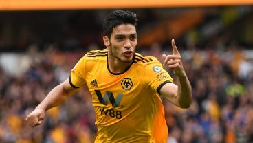 Raúl Jiménez Is In The Form Of His Life And Playing A Role In Almost Every Wolves Goal