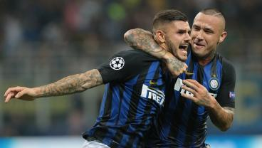 Mauro Icardi's Stunning Volley Paves Way For Momentous Spurs Collapse