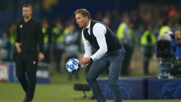 Julian Nagelsmann, The Youngest Manager In UCL History, Guides Hoffenheim To First-Ever UCL Point