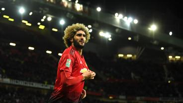 Marouane Fellaini Is Leaving Manchester And Signing A Mega Deal In China