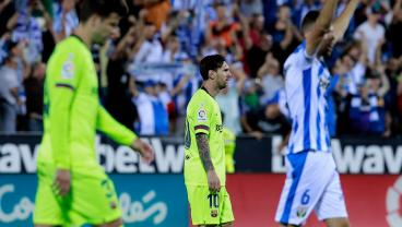Barca Loses First Ever Match To Leganes, Real Gets Hammered By Sevilla In Wild LaLiga Day