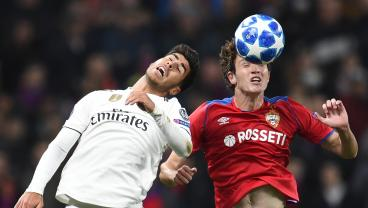 World Cup Repeat: Russia (CSKA) Shocks Spain (Real Madrid) In Moscow