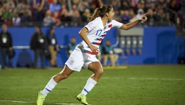 USWNT Secures World Cup Qualification With Surreal Five-Goal First Half