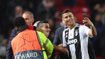 UEFA Technical Report Says Ronaldo Scored The Goal Of The Season, Not Messi