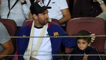 Real Betis's Coach Really, Really Wants Barcelona To Rest Messi For One More Game
