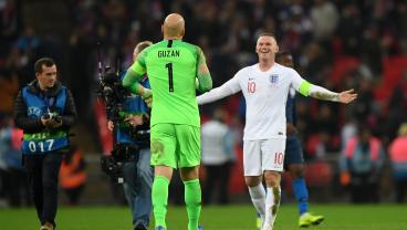 The U.S. Helps England Celebrate Wayne Rooney's Testimonial By Being Trash