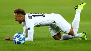Neymar's Season Might Be Over And Brazil's Sweating Over His Status For Copa América