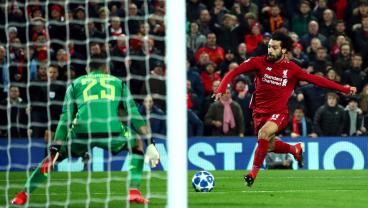 Salah's Wonder Goal Puts Liverpool Through, Excusing Sadio Mane's Hat-Trick Of Misses