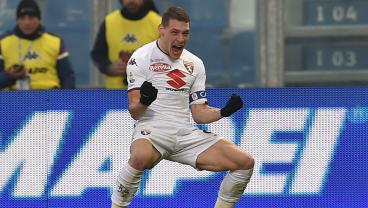 Andrea Belotti Strikes Two Perfect Bicycle Kicks In One Match