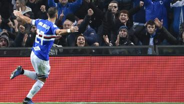 35-Year-Old Fabio Quagliarella Scores His SECOND Insane Backheel Of The Season
