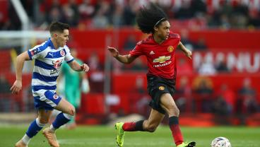 19-Year-Old Man United Phenom Tahith Chong Makes Fearless Debut In FA Cup Win