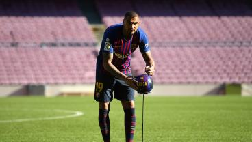 If Your Child Wants To Be Like Messi, Tell Them Kevin-Prince Boateng Works Too