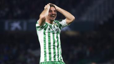 Approaching His 39th Birthday, Joaquín Becomes LaLiga's Oldest Ever Hat-Trick Scorer