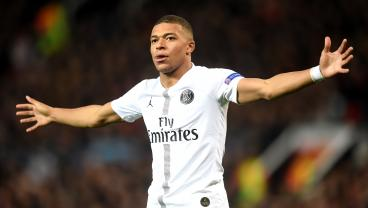 Kylian Mbappe's 27th Goal Of The Season Was A Thing Of Beauty
