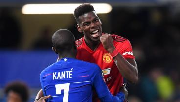 A Mature Performance From Man United Knocks Blunted Chelsea Out Of FA Cup