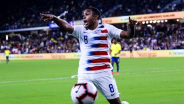 Weston McKennie On Relegation Anxiety, Life In Germany And The USMNT's Next Cycle