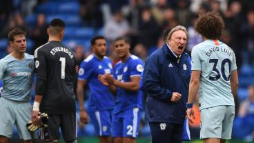 Cardiff City Robbed Of Vital Points Against Chelsea