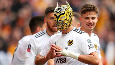 Cheers Turn To Tears For Raúl Jiménez And Wolves Shortly After Mask Celebration