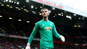 Another David De Gea Howler Dooms Man United's Champions League Quest