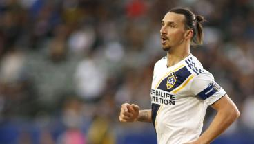 Zlatan Ibrahimović Puts Galaxy In Playoff Position With Third MLS Hat-Trick