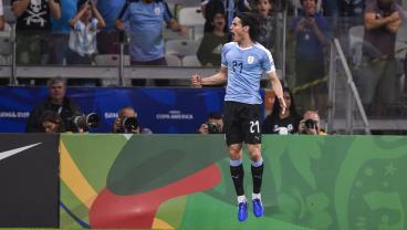 Brilliant Edinson Cavani Goal Seen By No One Thanks To Outlandish Copa América Ticket Prices