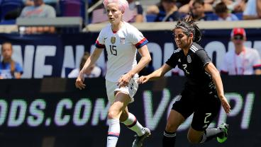 Mexican Defender Kenti Robles Part Of Real Madrid's First Women's Team