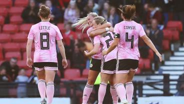 Scotland's Erin Cuthbert Is The Best Young Player In Women's Football