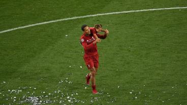 Virgil Van Dijk Is The Ballon D'Or Winner This Game Needs
