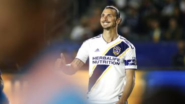 Zlatan Scores A Stunner But The Galaxy Throw Away Home-Field Advantage