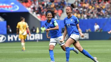 Italy Wins Its First Women's World Cup Match In 20 Years By Upsetting Australia At The Death