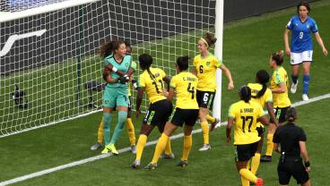Jamaica Women's National Team Goes On Strike After 9 Months Without Pay