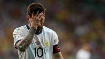 Messi And Argentina Begin Copa América With Predictably Disastrous Defeat