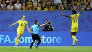 Jamaica's First-Ever Women's World Cup Goal Delivers All The Feels