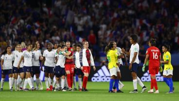 Brazil Pushes France To The Brink, But Marta And Co. Sent Packing In Extra Time