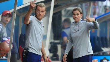 USWNT Wins, But Manager Jill Ellis Takes A Big 'L'