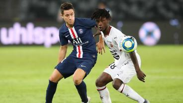 PSG's Shock Upset Engineered By The Hands Of A 16-Year-Old Wonderkid