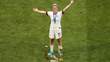 Megan Rapinoe Wins Everything The World Cup Has To Offer