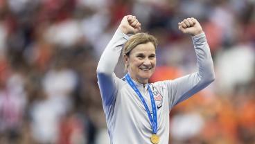 Jill Ellis Receives Major Endorsement For England Women's National Team Job