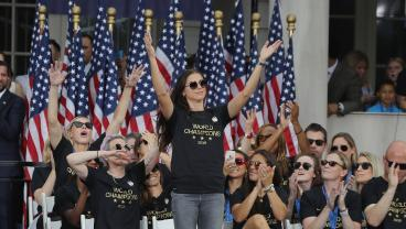 All 25 Female U.S. Senators Request Meeting With USWNT In D.C.