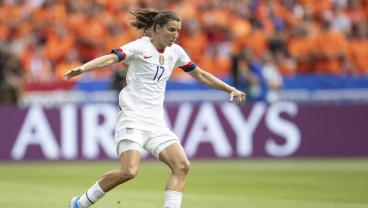It's Official: The USWNT Returns This Month