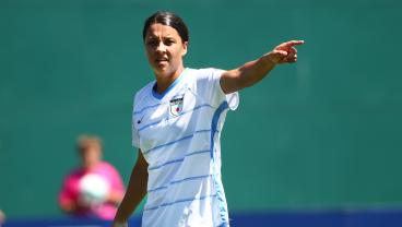 Sam Kerr Is On The Verge Of Breaking Her Own NWSL Goalscoring Record