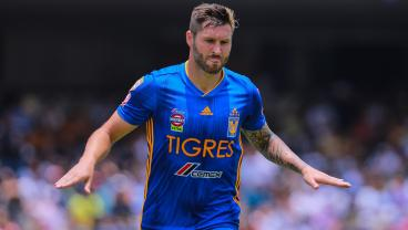 André-Pierre Gignac Becomes Tigres' All-Time Top Goalscorer